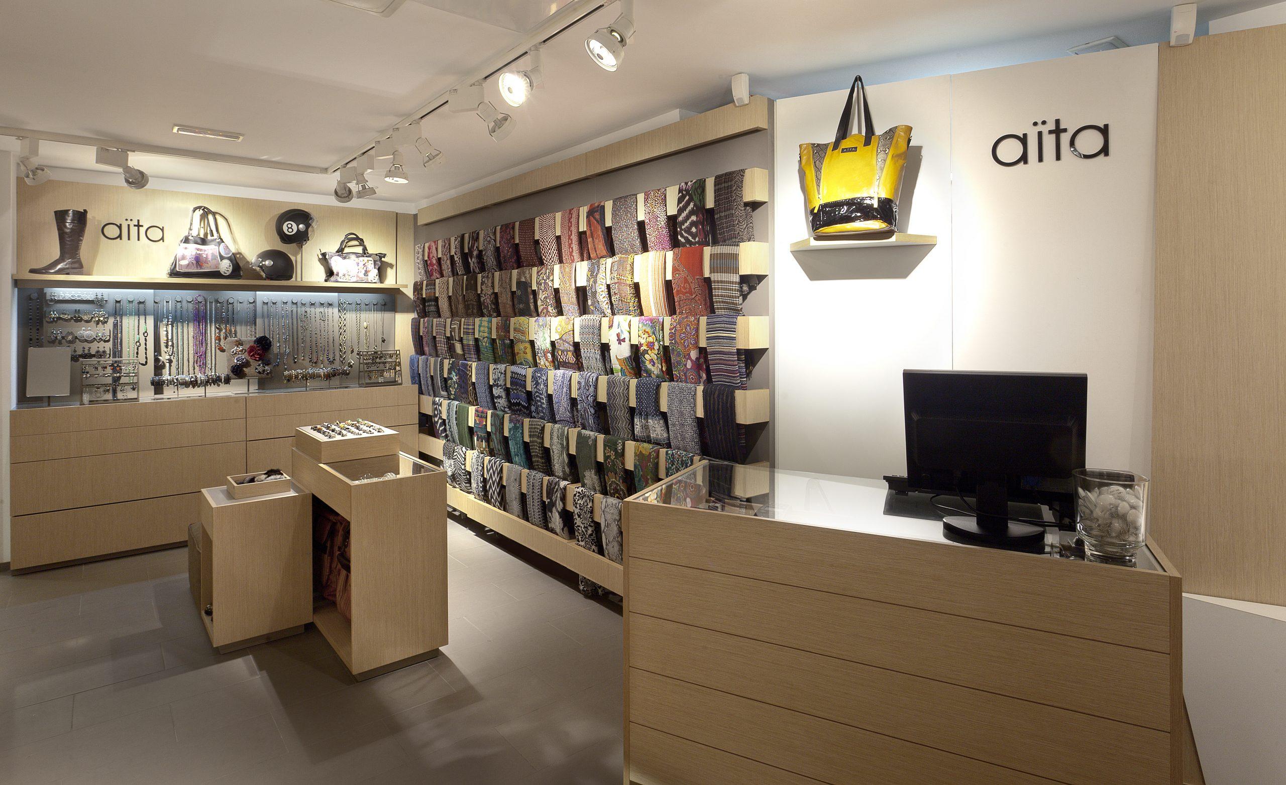 Aïta/ Nou concepte de botigues