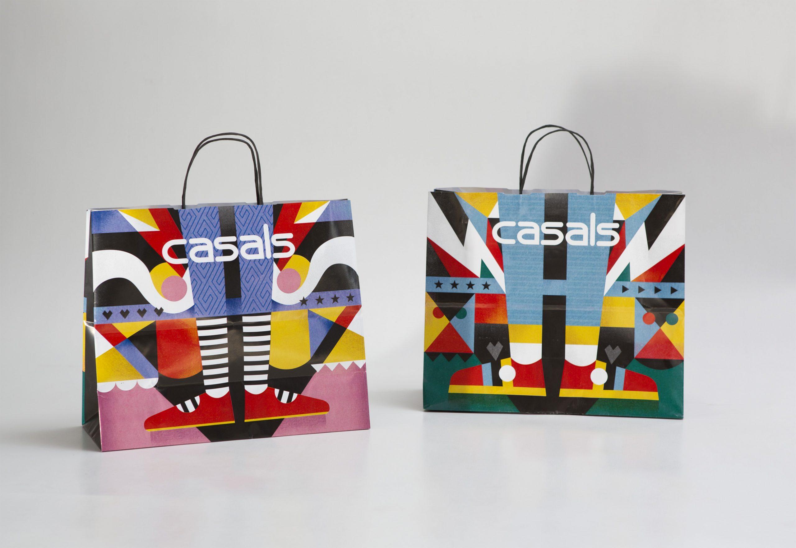 Casals sabaters/ Packaging